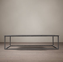 Mercer Rectangular Coffee Table