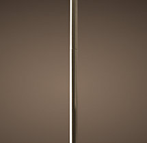 Clemson Single Pendant Extension Rod