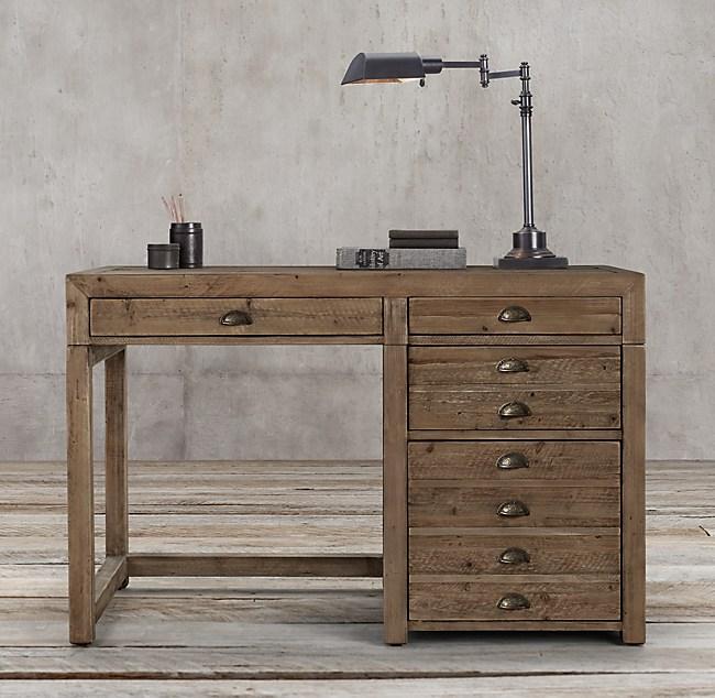 "Printmaker's 48"" Desk"