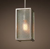 Union Filament Wire Glass Pendant