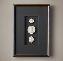 19th C. European Intaglios Black - 4