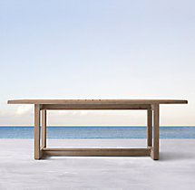 Costa Rectangular Dining Table