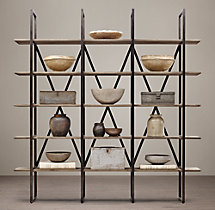 Wyatt Triple Shelving