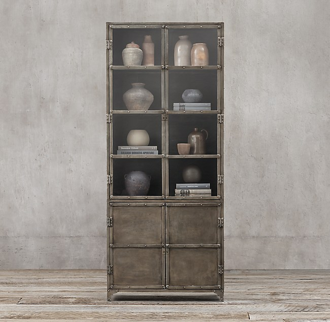 shipping lateral collection console sawn file drawers hutch rough industrial with home free credenza wood garden con product