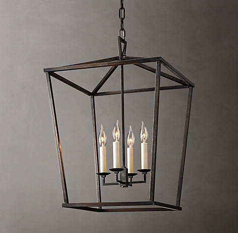 19th c english openwork lantern chandelier collection rh more sizes finishes mozeypictures Images