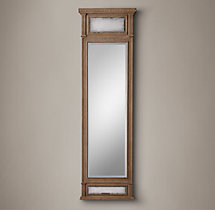 19th C. Gustavian Mirror