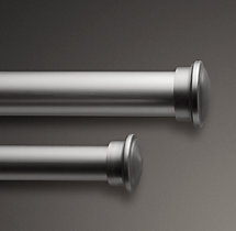 Estate Extension Rod - Antique Nickel