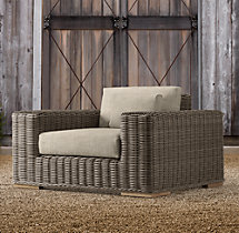 Majorca Classic Lounge Chair Cushions