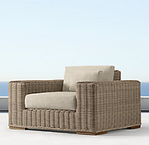 Majorca Luxe Lounge Chair
