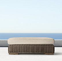 Majorca Classic Ottoman Cushion