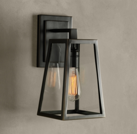 Wall Sconce Lighting Images : Modern Filament Sconce