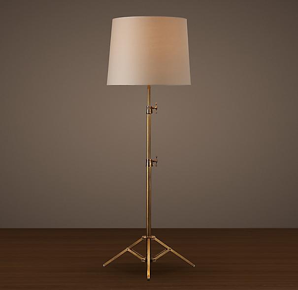 Photographer S Telescoping Floor Lamp