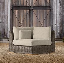 Majorca Classic Corner Chair Cushions