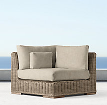 Majorca Luxe Corner Chair