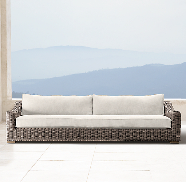 112 Quot Provence Luxe Sofa
