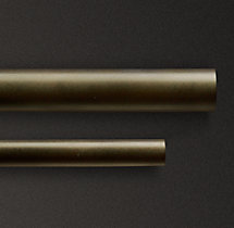 Cast Iron Rod - Chestnut