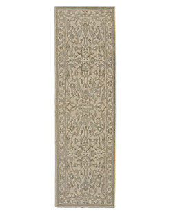 Sara Hand-Knotted Rug - Sand
