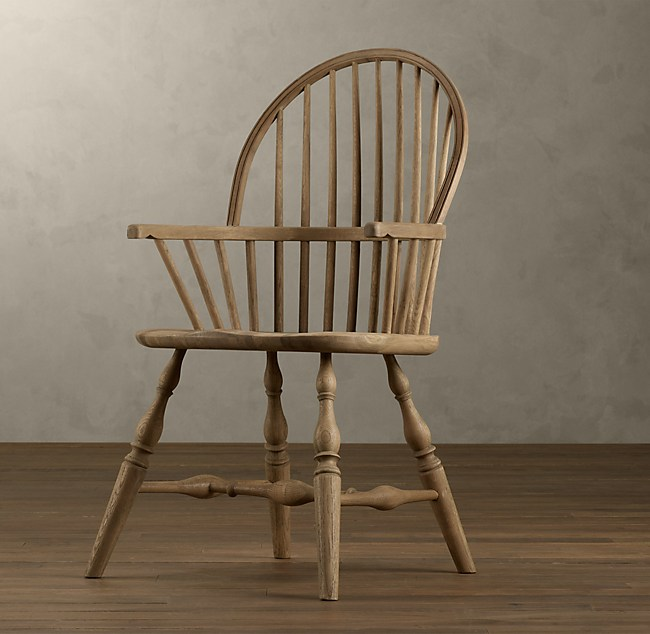 windsor chair cushion set of 2 arm and 4 side