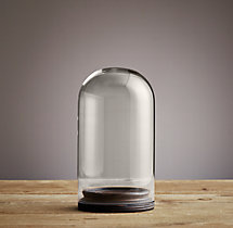 Petite Glass Cloches - Medium