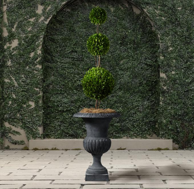Urns Pedestals RH