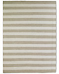 Perennials® Bold Stripe Outdoor Rug - Sand