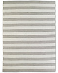 Perennials® Bold Stripe Outdoor Rug - Fog