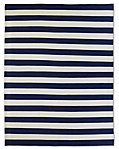 Perennials® Bold Stripe Outdoor Rug - Navy