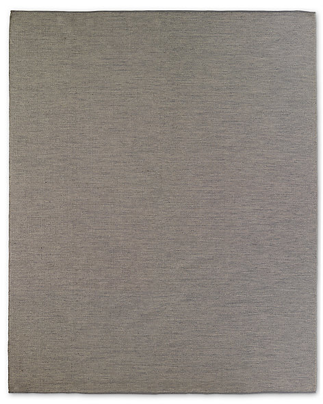 Perennials® Solid Outdoor Rug - Charcoal