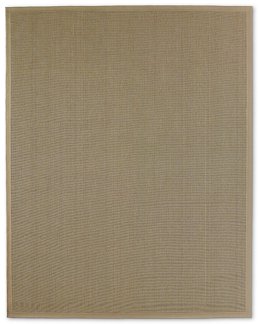 Sunbrella® Heathered Outdoor Rug - Wheat
