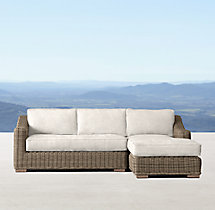 Provence Classic Right-Arm Chaise Sectional