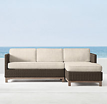 Malibu Right-Arm Chaise Sectional