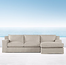 Capri Right-Arm Chaise Sectional