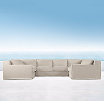 Capri U-Sofa Sectional