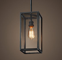 Union Filament Pendant - Bronze