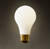 Incandescent Edison 3-Way Bulb