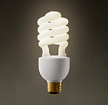 Compact Fluorescent Edison 3-Way Bulb