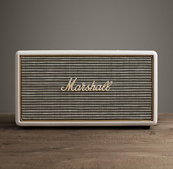 Marshall Stanmore Speaker White