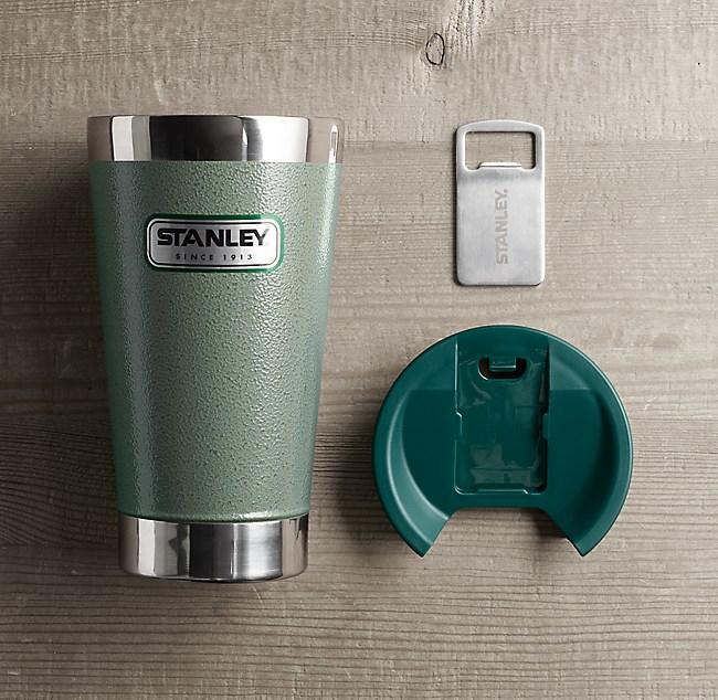 Stanley® Vacuum Steel Beer Pint