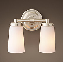 Asbury Double Sconce