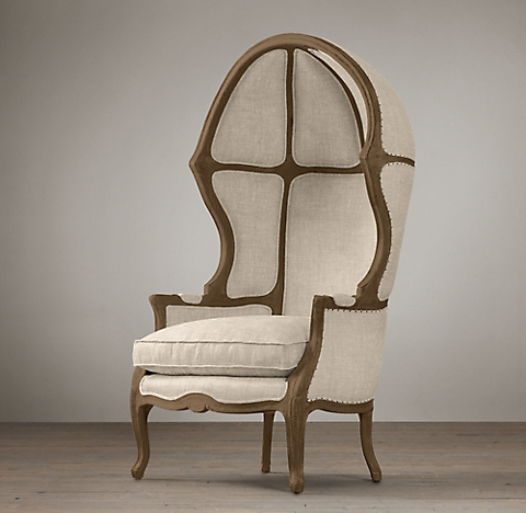 5 Finishes, 2 styles · Versailles Chair - Vintage French Chairs RH