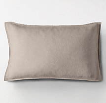 Cashmere Pillow Cover - Lumbar