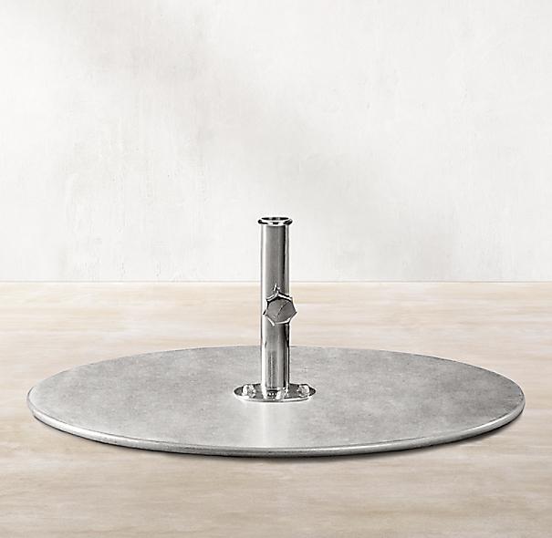 Umbrella Stand Hardware: Tuuci® 105–Lb. Steel Umbrella Stand
