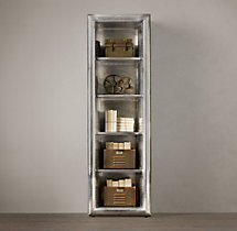 Aviator Narrow Single Shelving