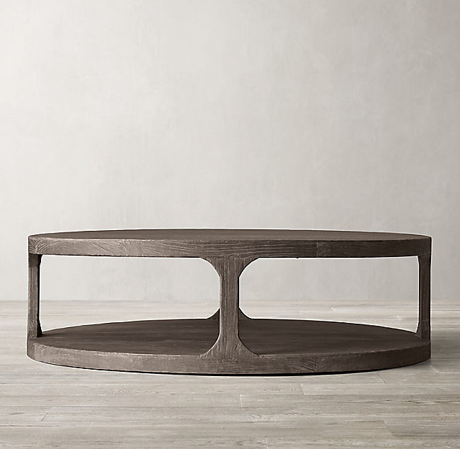 - Martens Round Coffee Table
