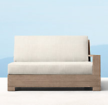 Belvedere Classic Two-Seat Left/Right-Arm Sofa Cushions
