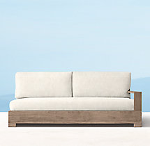 Belvedere Classic Three-Seat Left/Right-Arm Sofa Cushions
