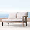Coronado Two Seat Right Arm Sofa