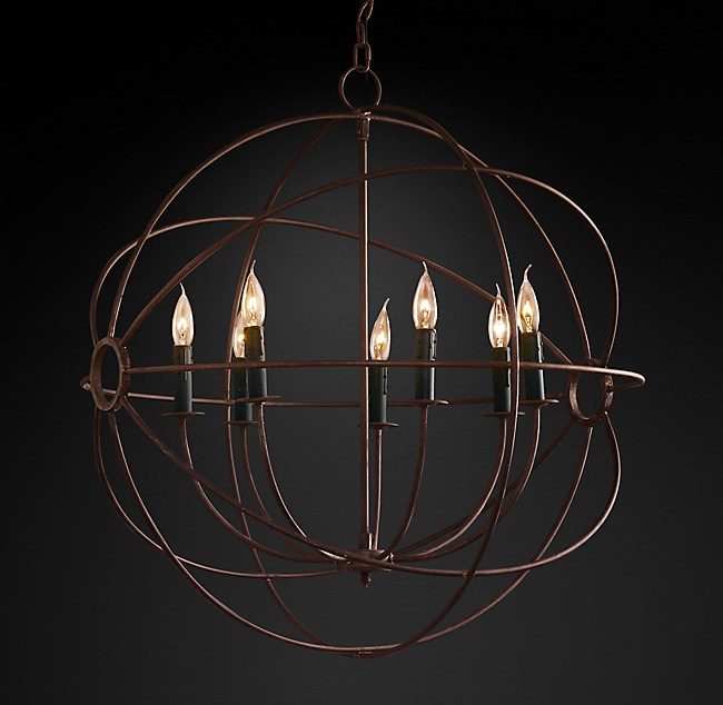 Foucaults orb chandelier 32 aloadofball Image collections