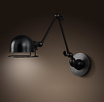 Atelier Swing-Arm Wall Sconce
