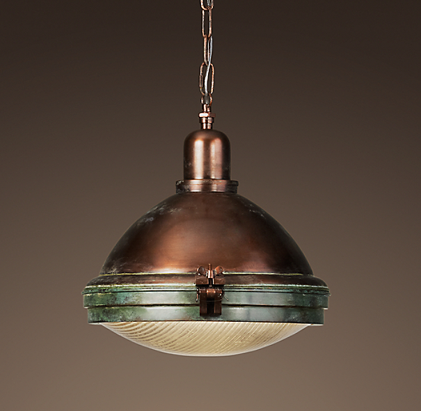 restoration hardware kitchen lighting prismatic glass pendant 4795